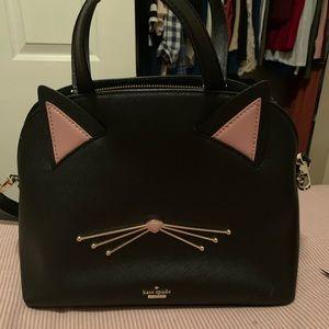Kate Spade cats meow purse